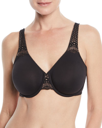 Soft Embrace Full-Coverage Contour Underwire Bra
