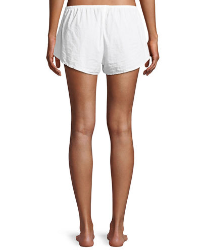 Shaya Lightweight Cotton Lounge Shorts