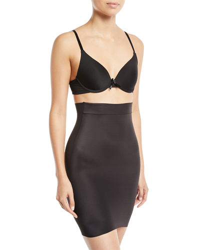 High-Waist Shaping Half Slip
