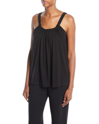 Skin Kylie Organic Cotton Lounge Tank Top