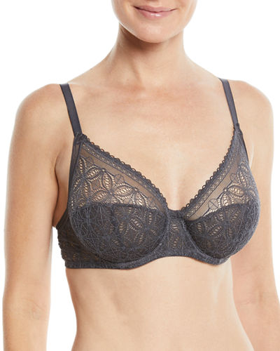 Chloe High-Apex Full-Cup Underwire Bra