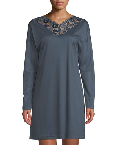Sea Island Cotton Nightgown