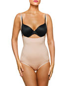 Nancy Ganz Power Play High-Waist Brief Bodysuit Shaper