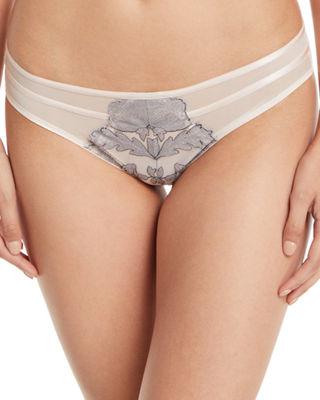 Chantelle Garnier Lace Bikini Briefs