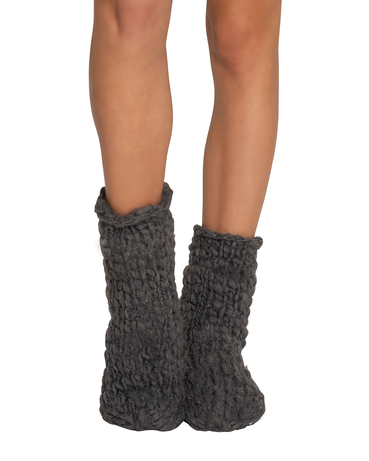 Eberjey Scout Wide Knit Slipper Socks Neiman Marcus