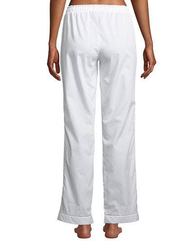 Maison Lejaby Pyjama Ladder-Stitched Pants