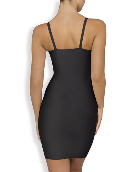 ad1b368a14d Image 3 of 6  Nancy Ganz Body Architect Slip Dress Shapewear with Built-In