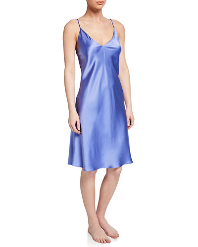 Key Essentials Silk Chemise