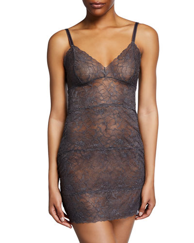 Glamour All-Lace Slip