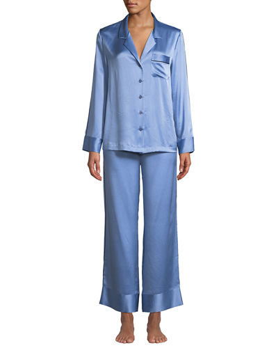 Basic Silk PJs Set