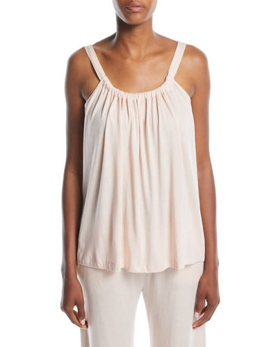 f65fed012ff85e Quick Look. Skin · Kylie Organic Cotton Lounge Tank Top. Available in Pink