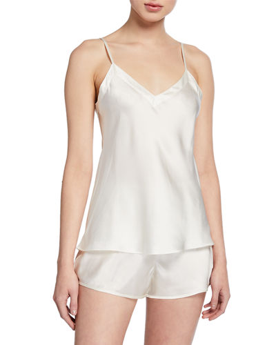 Core Silk V-Neck Camisole