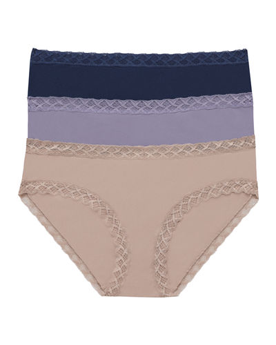 Three-Pack Bliss Cotton Girl Briefs