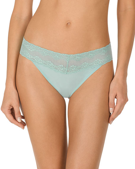 Natori Tops BLISS PERFECTION THONG (ONE SIZE)