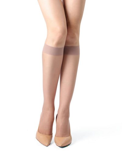 Silky Sheer Knee Highs