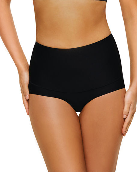 Nancy Ganz Pants BODY ARCHITECT HIGH-WAISTED SHAPING BRIEFS