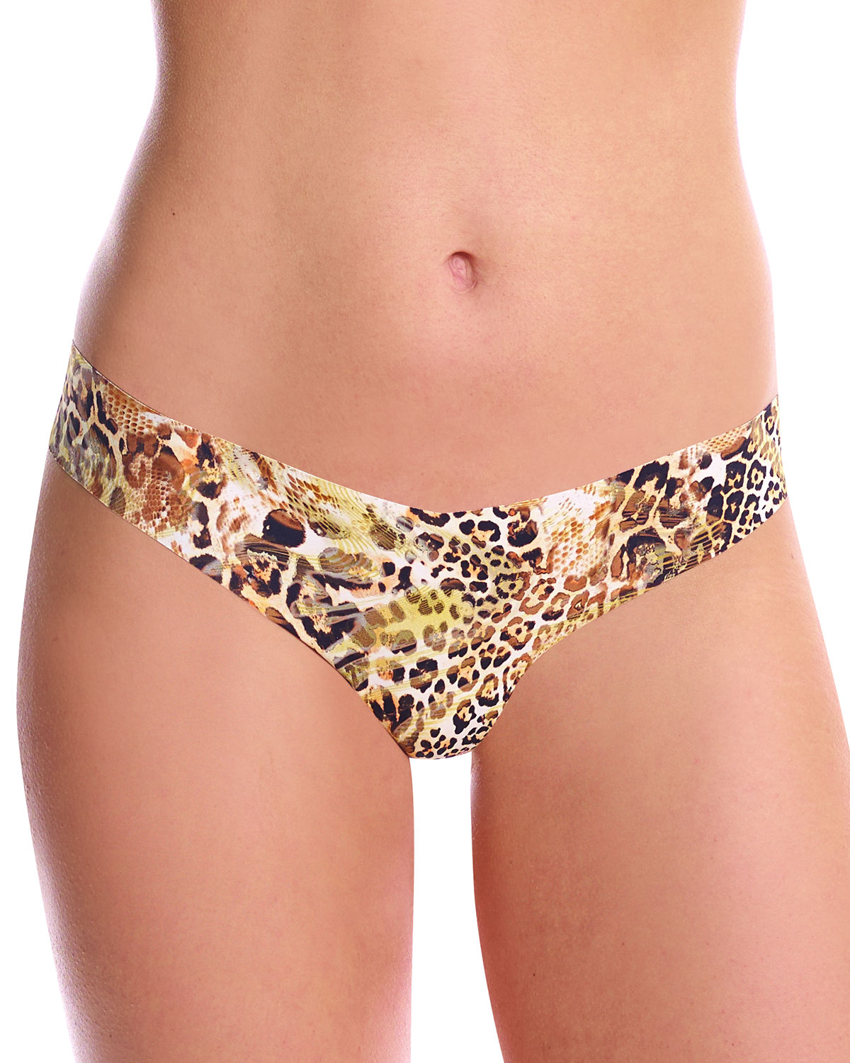 Commando Tops PRINT THONG