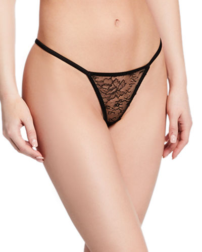 Darling Row Lace G-String