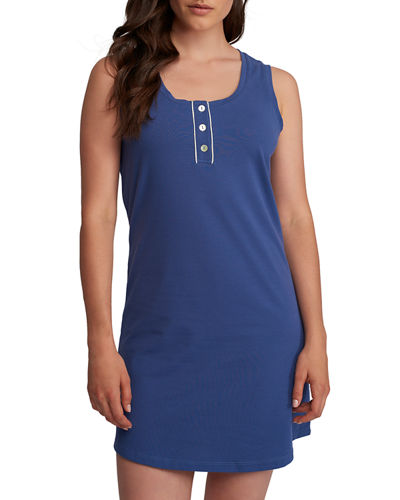 Haedy Sleeveless Nightgown