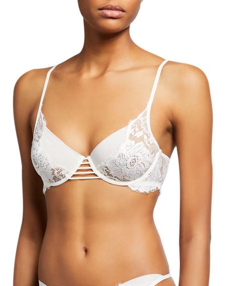 La Perla Tops LEAVERS POEM UNDERWIRE BRA