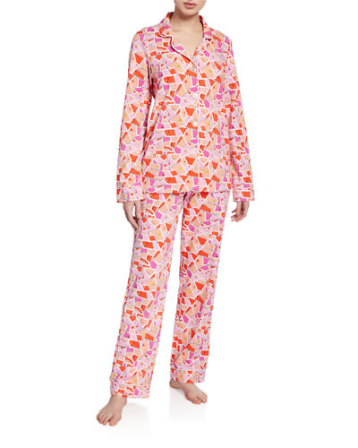 Sun and Moon Classic Pajama Set