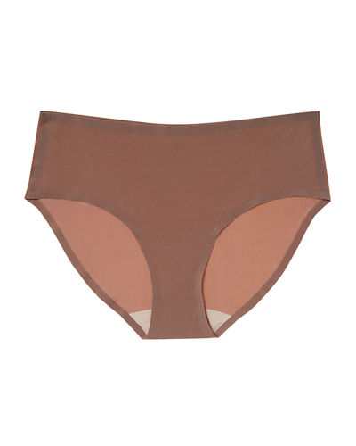 No Brainer Stretch Bikini Briefs, Basic Colors
