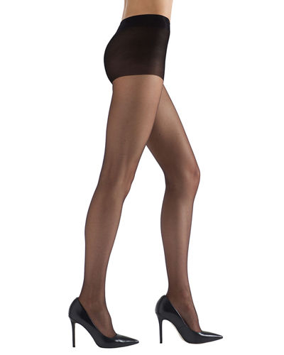 2-Pack Ultra Bare Sheer Control Top Tights