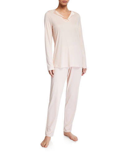 Fenja Long Pajama Set