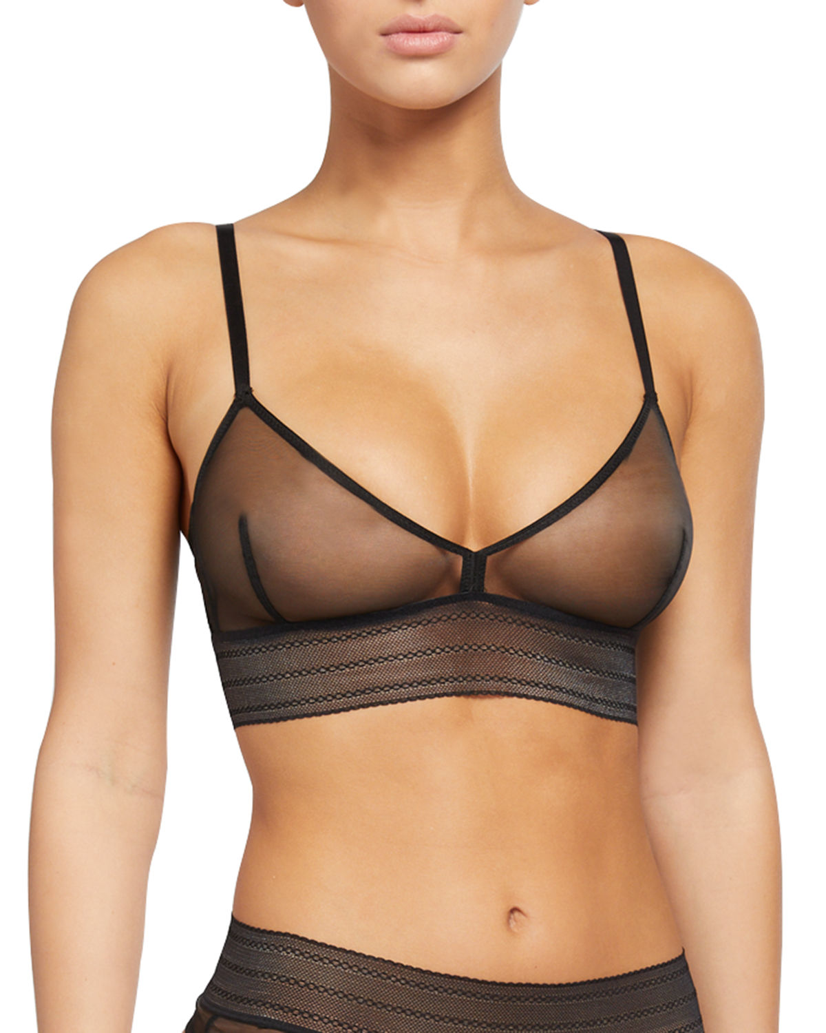 Else BARE SOFT TRIANGLE BRA