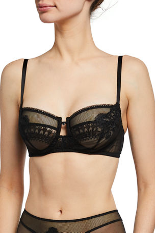 Lise Charmel Ecrin Glamour Demi Cup Underwire Bra