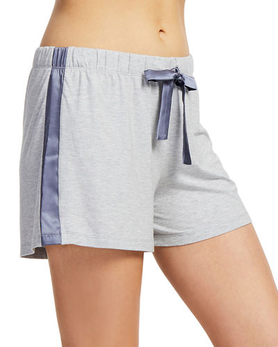 Loose Jersey Sleep Shorts