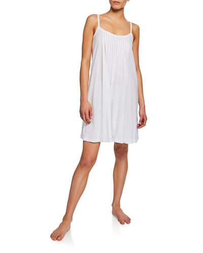 Hanro Juliet Pleated Chemise