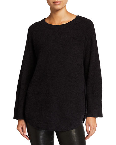 Natori Serenity Long-Sleeve Tunic Sweater