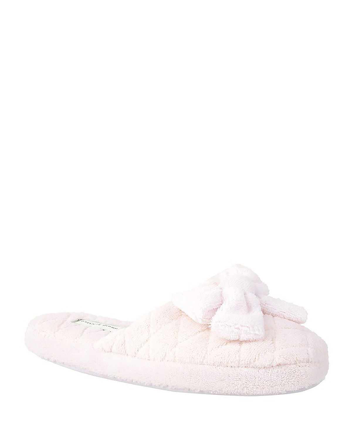 Bonnie Microterry Slippers