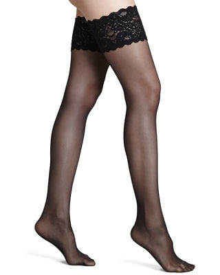 Wolford Satin Touch Stay-Up Thigh-Highs & Matching Items