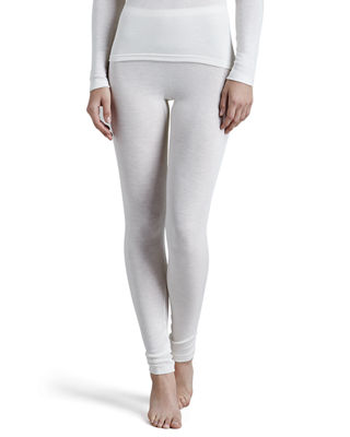 Silk-Blend Leggings