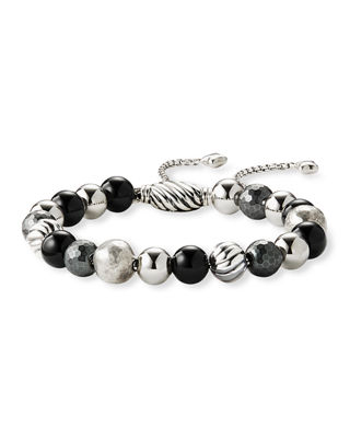 David Yurman DY Elements Bracelet with Black Onyx