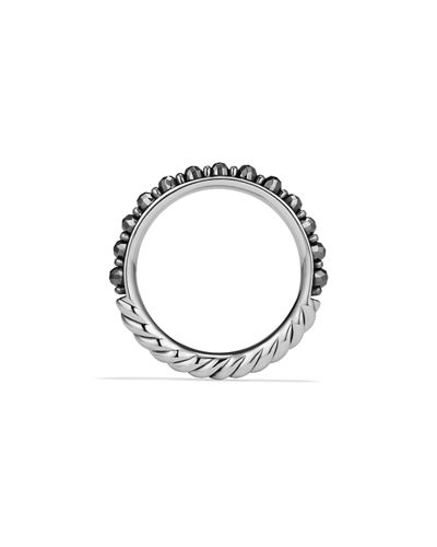 3mm Osetra Band Ring