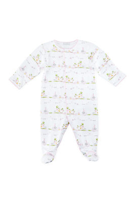Baby Layette Jumpsuit Baby Onesies Baby Girls Boys Infant Baby Clothes Footie