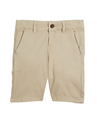 Mayoral Stretch Chino Shorts, Size 3-7