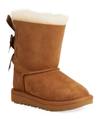 Bailey Bow Ii Boot, Toddler Sizes 6-12 in Brown