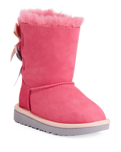 UGG Bailey Bow II Boot, Toddler Sizes
