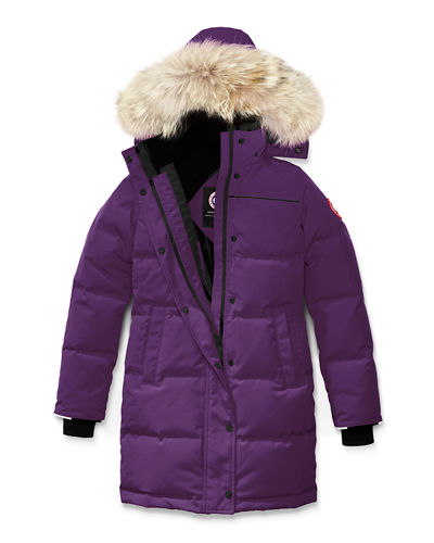 Youth Juniper Parka w/ Removable Fur Trim  XS-L