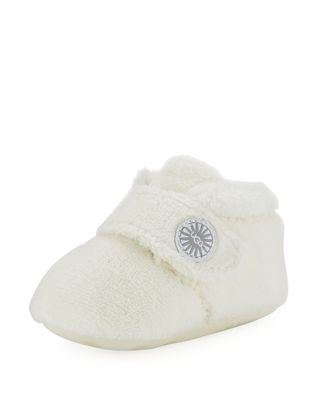Bixbee Terry Cloth Booties, Infant Sizes 0-12 Months