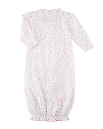 Kissy Kissy Little Girls Dreams Convertible Pima Gown,
