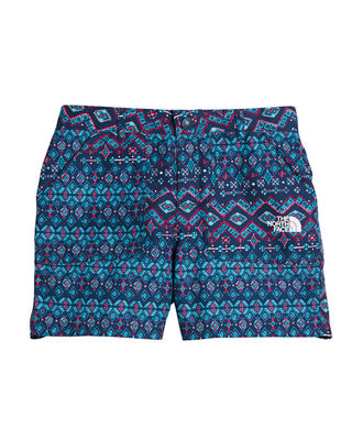 The North Face Amphibious Ikat Shorts, Size XXS-XL
