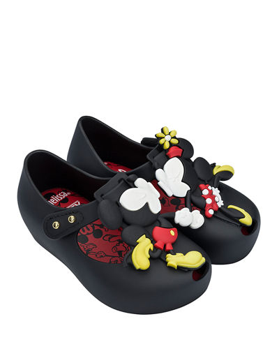 Ultragirl Disney Twins III Mary Jane Flat, Toddler