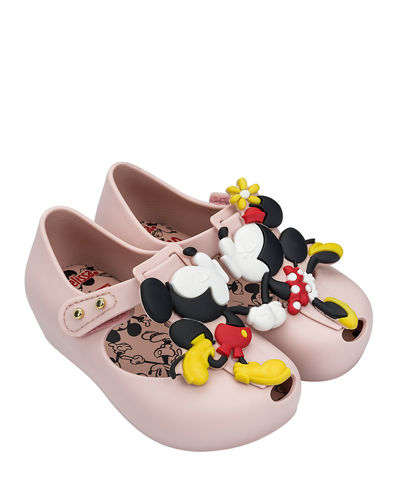 Ultragirl Disney Twins III Mary Jane Flat  Toddler