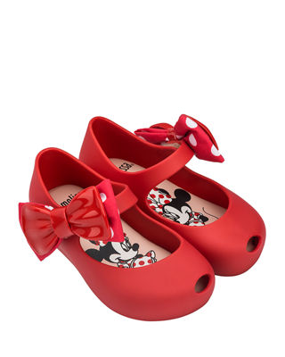 Mini Melissa Ultragirl + Minnie II Bow Mary