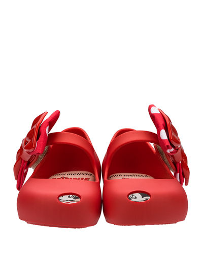 Ultragirl + Minnie II Bow Mary Jane Flat, Toddler